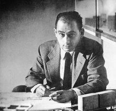 George Nelson: Architect, Designer, Writer, Teacher.