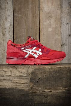 c177cbefb Asics Gel-Lyte V  Valentines  - Red White - The Priory Asics Gel