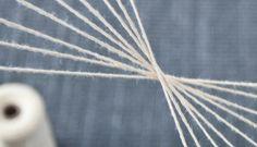Weaving Lessons || Warping a Circle Loom