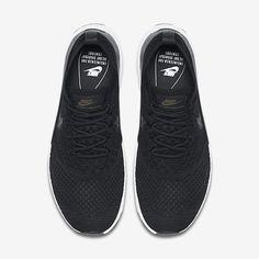 quality design 5862b 90bb3 Chaussure Nike Air Max Thea Pas Cher Femme et Homme Ultra Flyknit Pncl Noir  Blanc Noir
