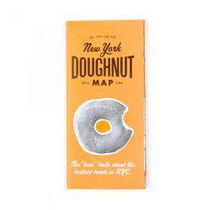 | NYC doughnut map |