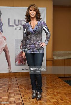 Singer Lucero promotes her new album 'Indispensable' at Hotel Presidente Intercontinental on November 15, 2010 in Mexico City, Mexico.