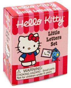 Hello Kitty Little Letters Mini Kit
