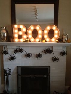 20 Halloween Decor Ideas {Link Party Features} I Heart Nap Time | I Heart Nap Time - Easy recipes, DIY crafts, Homemaking