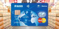 Carta Pass Mastercard di Carrefour Banca, Carta di credito, Creditoxte