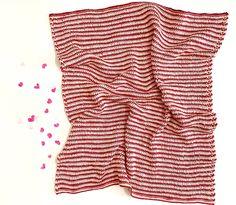 Crochet Baby Blanket PATTERN Full of Love Baby Blanket | Etsy