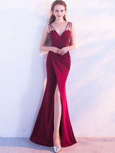 Latest Stylish Designer Party Wear Dresses - Fancy Dresses For Girls Red Wedding Dresses, Prom Party Dresses, Occasion Dresses, Evening Dresses, Ladies Dress Design, Boho Dress, Plaid Dress, Elegant Dresses, Chiffon Dress