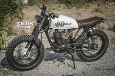 'Ray of Crazy' Suzuki GD110 by ZEUS Custom