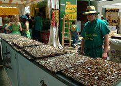 l'Aplec del Caragol - Lleida - Spain.. (the Snail Festival)..May 25th-27th 2012