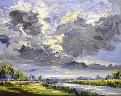 Sonja Brussen - Rainy clouds