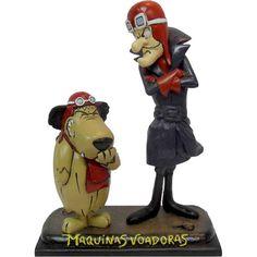 Classic Cartoon Characters, Classic Cartoons, 1970s Cartoons, Disney Cartoons, Action Toys, Action Figures, Polymer Clay Figures, Plastic Art, Diy Molding