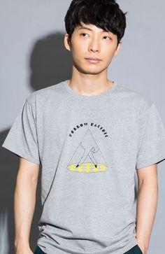YELLOW PACIFIC Tシャツ