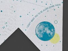 Modest Mouse - The Moon and Antarctica (Student Project) on Packaging of the World - Creative Package Design Gallery