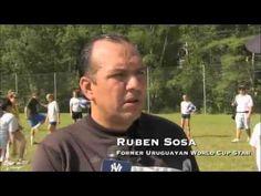 Maccabi Great Britain Soccer Camp