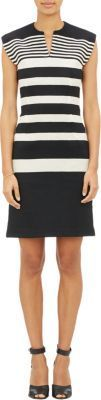 Derek Lam Stripe Sheath Dress