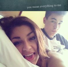 When did kian and andrea start hookup