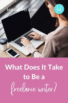 Whether you're looking to write full-time or just as a side gig, there are a few key traits that any good freelancer should have. Check out the most important qualities to develop if you want to pursue a writing career. #freelancewriter #freelancewritingforbeginners #freelancewriting #remotework #digitalnomad Work Opportunities, Writing Courses, Freelance Writing Jobs, Spelling And Grammar, Do You Work, Digital Nomad, Writing Skills, Virtual Assistant, How To Start A Blog