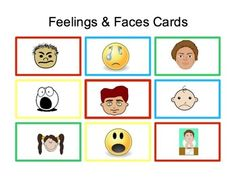 Ask Me How I Feel- A Social Inferencing Game Get your students off to a good start thinking about others and how they feel.
