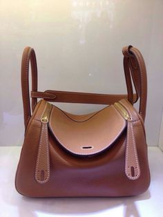 Hurry Up!2015 Hermes Handbags Outlet With Free Shipping-Hermes Mini Lindy Bag 26CM in Khaki Togo Leather