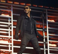 usher in concert - Google Search