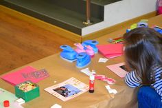"Blog Scrap Secrets: TALLER INFANTIL ""REGALO DIA DE LA MADRE"""