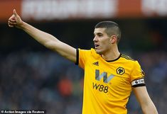 Conor Coady is a rock at the back for Wolves, and he looks ready for international honours Manchester City, Manchester United, Dominic King, Gareth Southgate, Jesse Lingard, Marcus Rashford, Pep Guardiola, Good Attitude, Watford