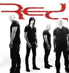 Red- A freaking great band. But I think there a little underrated. They don't get enough credit. They're just awesome!