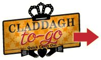 Claddagh To Go. Good food, your own location.