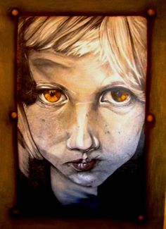 Angry Child by Lize Du Plessis