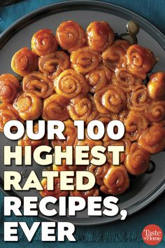 Our 100 Highest Rated Recipes, Ever - Healty fitness home cleaning Top Recipes, Great Recipes, Favorite Recipes, Healthy Cooking, Cooking Recipes, Cooking Ideas, Holiday Recipes, Dinner Recipes, Recipe Mix