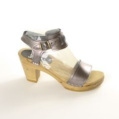 New Sven Clogs Style - The Cleopatra Clog -  Pewter Metallic - Style # 125-83 http://www.svensclogs.com/catalogsearch/result/?q=cleopatra
