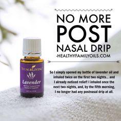 #EssentialOils for Post Nasal Drip Relief HealthyFamilyOils.com #healthyfamilyoils #allergies