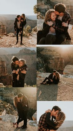 Grand Canyon Couples Shoot – Arizona Adventure Session — California Wedding and Elopement Photographer Grand Canyon Couples Engagements – Carrie Rogers Photography – CA – Arizona Wedding Photographer – Adventure Session Couple Picture Poses, Photo Couple, Cute Couple Pictures, Couple Shoot, Cute Couple Poses, Arizona Wedding, California Wedding, Engagement Couple, Engagement Pictures
