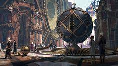 Concept Arts de League of Legends (As Regiões) post #03 | THECAB - The Concept Art Blog