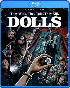 Scream Factory Dolls: Collector's Edition #wantit