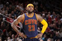 This is a picture of LeBron James. He is a small forward and is currently one of the best players in the world playing basketball now.