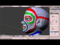 Understanding the Topology of the Human Head for 3D Modeling.