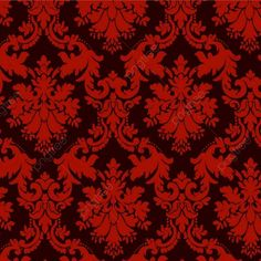 Luxury ornamental background red damask floral pattern royal wallpaper PNG and Vector Royal Wallpaper, Goth Wallpaper, Damask Wallpaper, Black Wallpaper, Wallpaper Backgrounds, Background Banner, Vector Background, Background Patterns, Textured Background