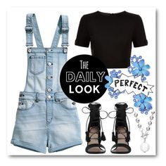 """""""The Perfect Daily Look"""" by swimsinger ❤ liked on Polyvore featuring Ted Baker, H&M and Zimmermann"""