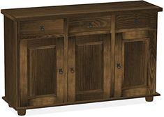 Sideboard nussbaum antik  Sideboard Anrichte Kommode 16753 nussbaum imperial 140 cm ...