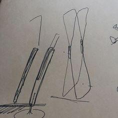 """Sketching on @rubberband_kit Kraft big block."" Photo taken by @ajayshah on Instagram, pinned via the InstaPin iOS App! http://www.instapinapp.com (09/22/2015)"
