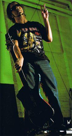 Daron Malakian, Total Guitar 2002 #systemofadown