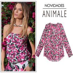 Compre moda com conteúdo, www.oqvestir.com.br #Fashion #Animale #Print #Pretty #Summer #Look