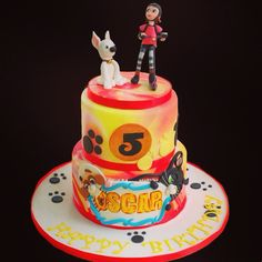 Themed cakes by Sweet Madness Cake Designs