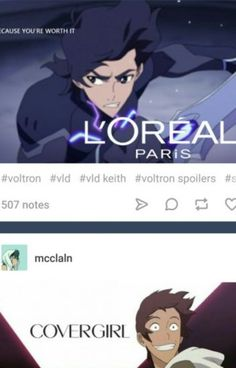 Image result for voltron angst