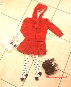 Baby outfit tema natalizio