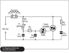 Chuveiro Eletrônico - Saber Eletrônica Online