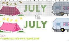 Кухонные полотенца месяц июль