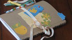 Binding a day book
