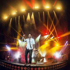 Más de 3000 entradas vendidas para el concierto de melendi en úbeda